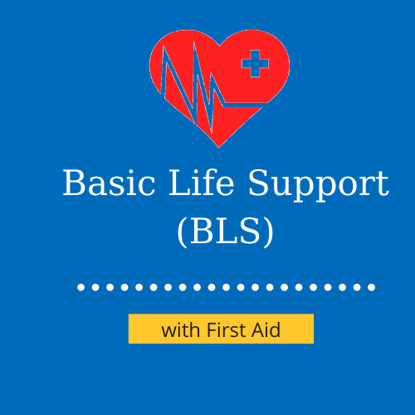 Picture of Basic Life Support with First Aid