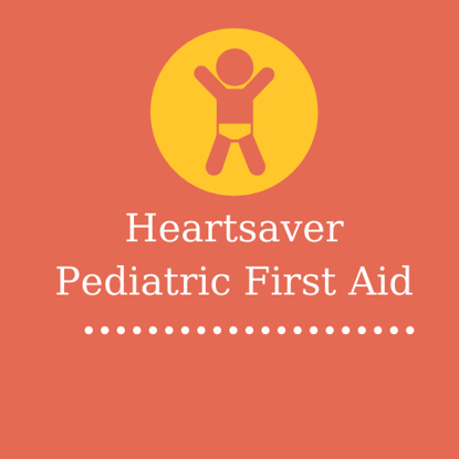Picture of Heartsaver Pediatric First Aid