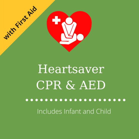 Picture of Heartsaver CPR/AED (Infant & Child)